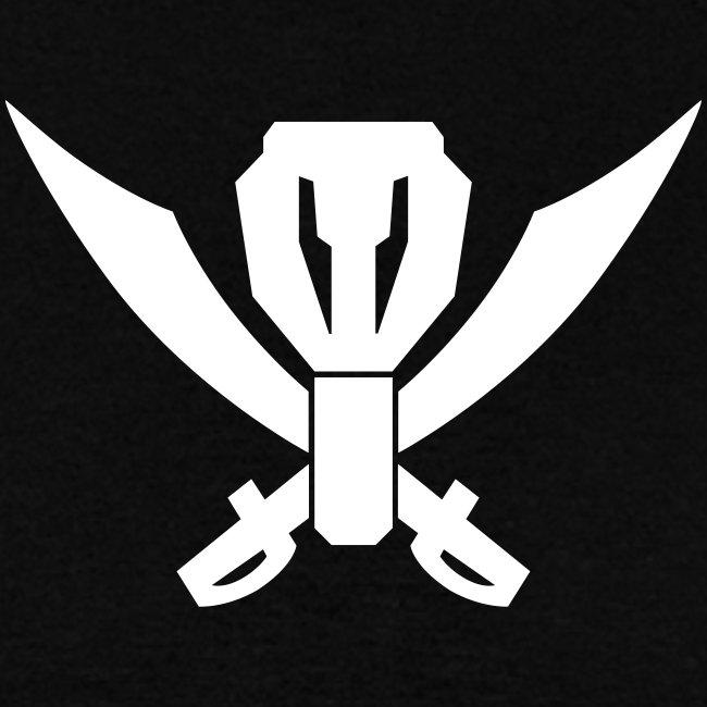 Pirate Emblem WHITE