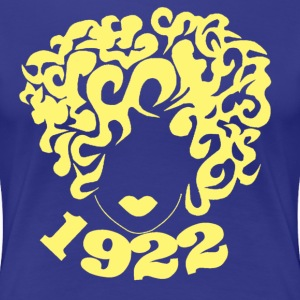 Golden Curls of 1922 - Women's Premium T-Shirt