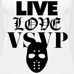 Live Love Tanks - Women's Premium Tank Top