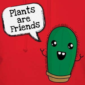 Plants are Friends Hoodies - Women's Hoodie