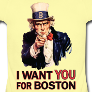 Design ~ I Want You For Boston