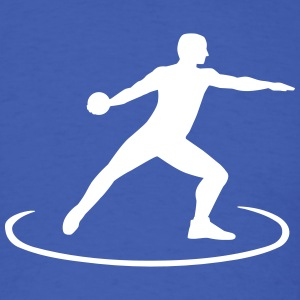 Discus throw T-Shirts - Men's T-Shirt