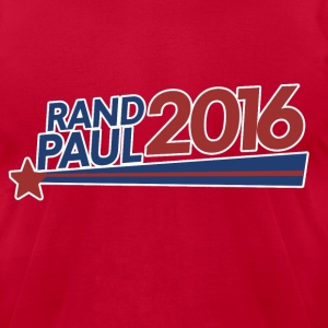 Rand Paul 2016 - Men's T-Shirt by American Apparel
