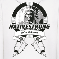 Design ~ ss_nstrong2_back Hoodies