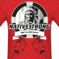 Design ~ ss_nstrong2_back T-Shirts