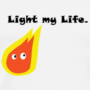 Light me life - Men's Premium T-Shirt