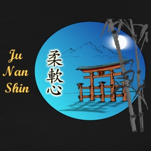 Men's Ju Nan Shin T-Shirt - Black - Men's Premium T-Shirt