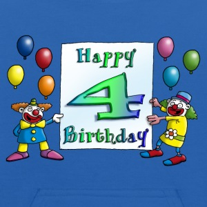 clowns_happy_birthday_b_4 Sweatshirts - Kids' Hoodie