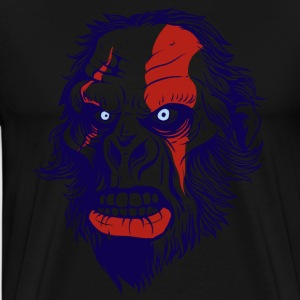 Gorilla war fare T-Shirts - Men's Premium T-Shirt