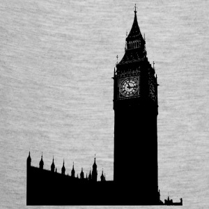 Big Ben, houses of parliament - Baby Contrast One Piece