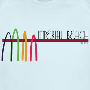 Imperial Beach San Diego California Baby & Toddler Shirts - Short Sleeve Baby Bodysuit