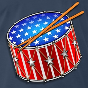Drumming Independence - Men's Premium T-Shirt