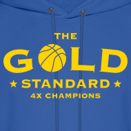 Design ~ The Gold Standard Hooded Sweatshirt