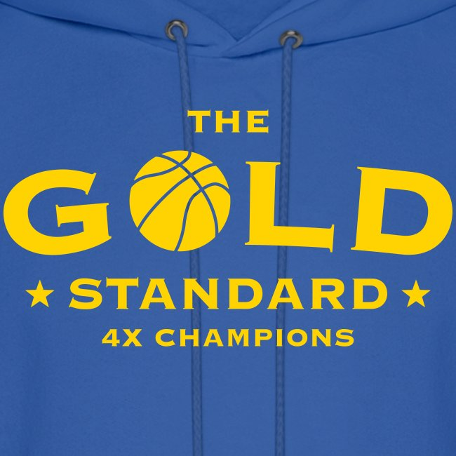 The Gold Standard Hooded Sweatshirt