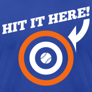 Design ~ Hit it Here! (New York)