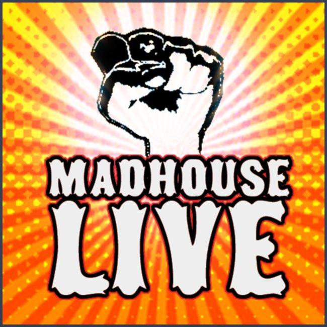 "Madhouse ""Fist Burst"" Tanktop"