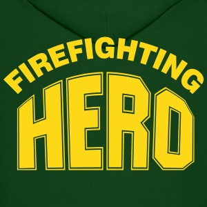 Firefighting Hero Hoodies - Men's Hoodie