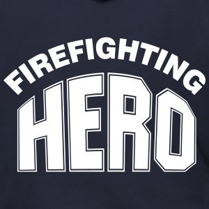 Firefighting Hero Zip Hoodies & Jackets - Men's Zip Hoodie
