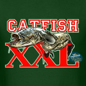 catfish XXL T-Shirts - Men's T-Shirt