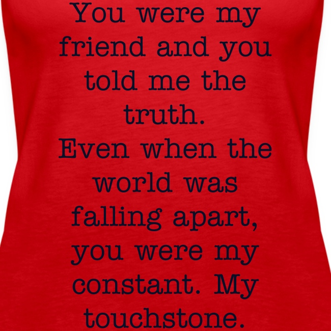 My Touchstone