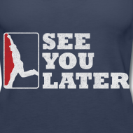 Design ~ See You Later - Women's Tank