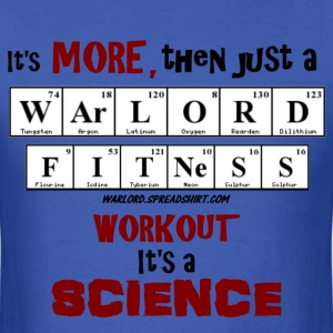 Fitness science T-Shirts - Men's T-Shirt