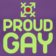 Design ~ Proud Gay (2c)