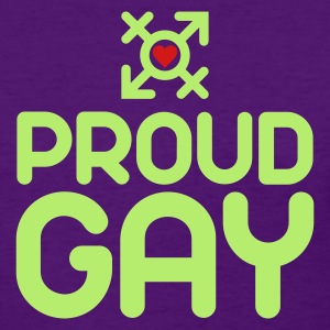 Proud Gay (2c) Women's T-Shirts - Women's T-Shirt