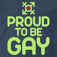 Design ~ Proud to be Gay (2c)