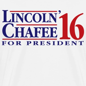 Lincoln Chafee 2016 T-Shirts - Men's Premium T-Shirt