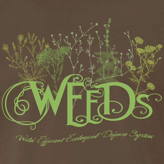 Weeds Wild Efficient Ecological Defense System