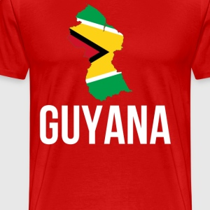 This is Guyana - Men's Premium T-Shirt