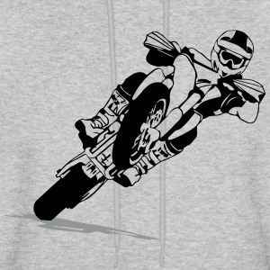 Supermoto Racing Hoodies - Men's Hoodie