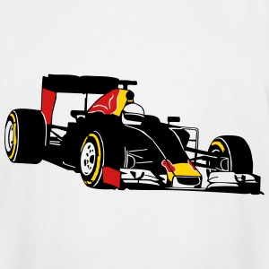 Formela One Racing T-Shirts - Men's Tall T-Shirt