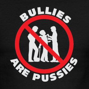 anti bullying - Men's Ringer T-Shirt