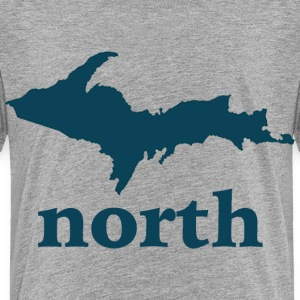 Up North U.P. Michigan Baby & Toddler Shirts - Toddler Premium T-Shirt