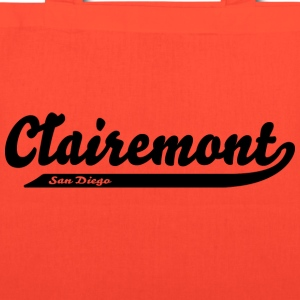 Clairemont San Diego City Neighborhood Bags & backpacks - Tote Bag