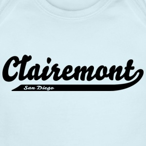 Clairemont San Diego City Neighborhood Baby & Toddler Shirts - Short Sleeve Baby Bodysuit