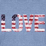 Design ~ USA Flag Love