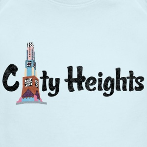 City Heights San Diego Neighborhood Baby & Toddler Shirts - Short Sleeve Baby Bodysuit