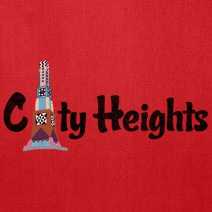 City Heights San Diego Neighborhood Bags & backpacks - Tote Bag
