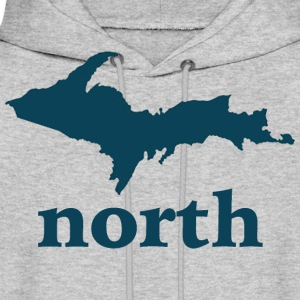 Up North U.P. Michigan Hoodies - Men's Hoodie