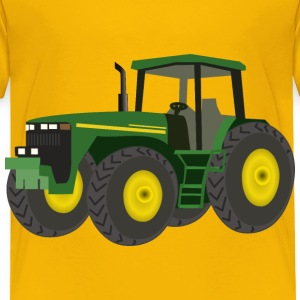 Tractor - Toddler Premium T-Shirt