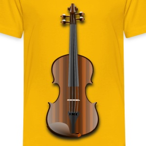 violin - Toddler Premium T-Shirt