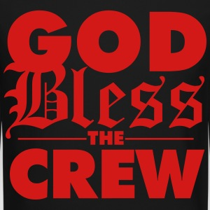 god bless the crew Long Sleeve Shirts - Crewneck Sweatshirt