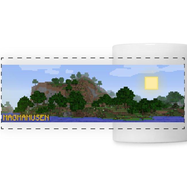 Panoramic Landscape Mug