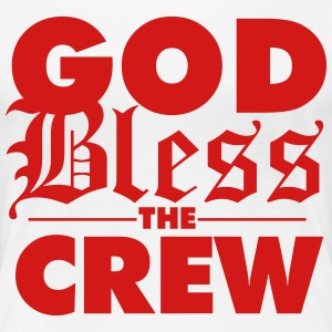 god bless the crew T-Shirts - Women's Premium T-Shirt