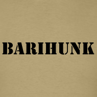 Design ~ Barihunk t-shirt