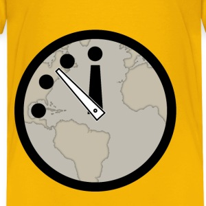 Doomsday Clock - Toddler Premium T-Shirt