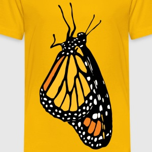 Monarch - Toddler Premium T-Shirt